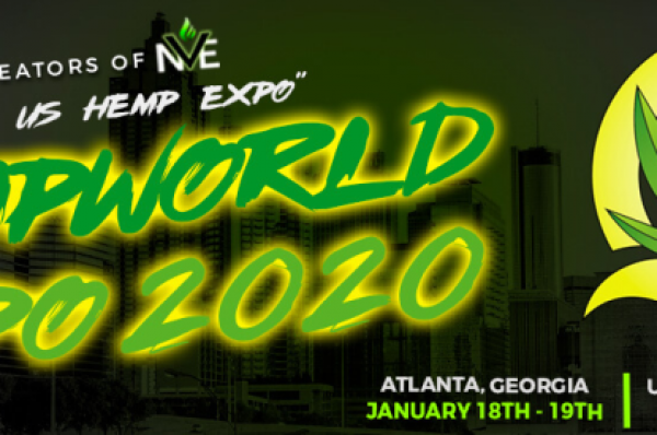 Hemp World Expo Coming January 18th and 19th 2020